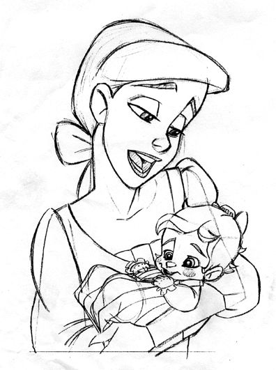 La Petite Sirène 2 : Retour à l'Océan [DisneyToon - 2000]  - Page 11 65c4c29aace52ce9c87e886ca78ad26a