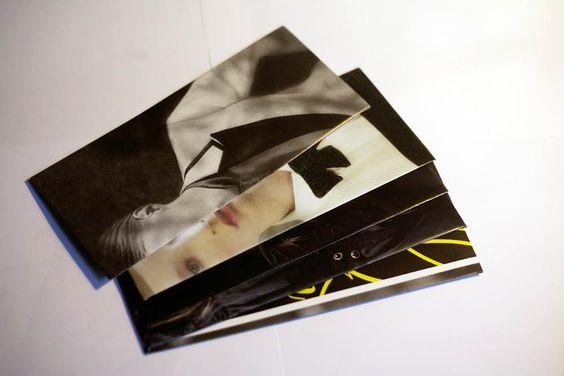 Briefumschläge vertical :: Upcycling # 08 von ALEXOTICA DESIGN auf DaWanda.com