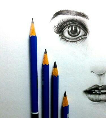 Half Face Drawing Tumblr Www Picturesboss Com