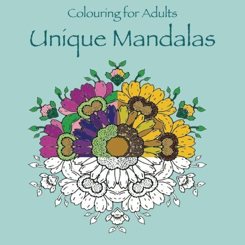 Colouring For Adults Unique Mandalas Adult Relaxation Coloring Books Grownups