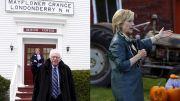 Sanders vs. Clinton on farm policy: Similar plans differing worldviews