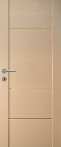 Porte int rieure contemporaine h tre portes int rieures for Portes interieures bois contemporaines