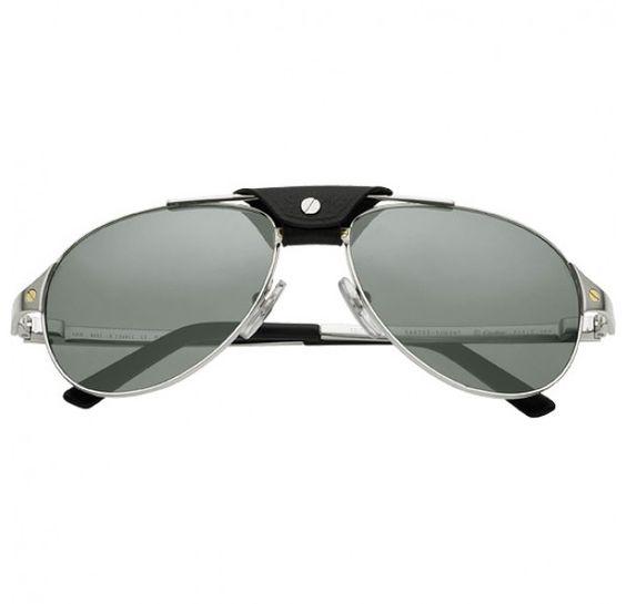 Cartier Santos Dumont Sunglasses available @metro_optics in the BX!