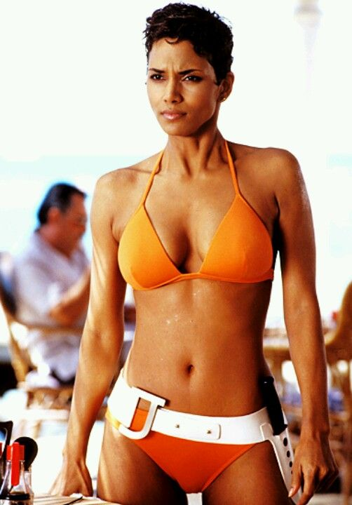Jinx - Played by: Halle Berry - Die Another Day (2002) - Photo from http://instyle.com