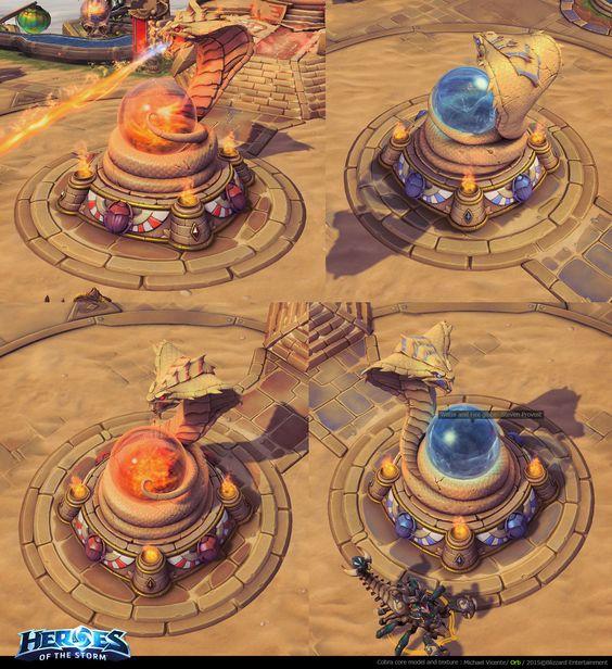 Orb - Heroes of The Storm Art Dump