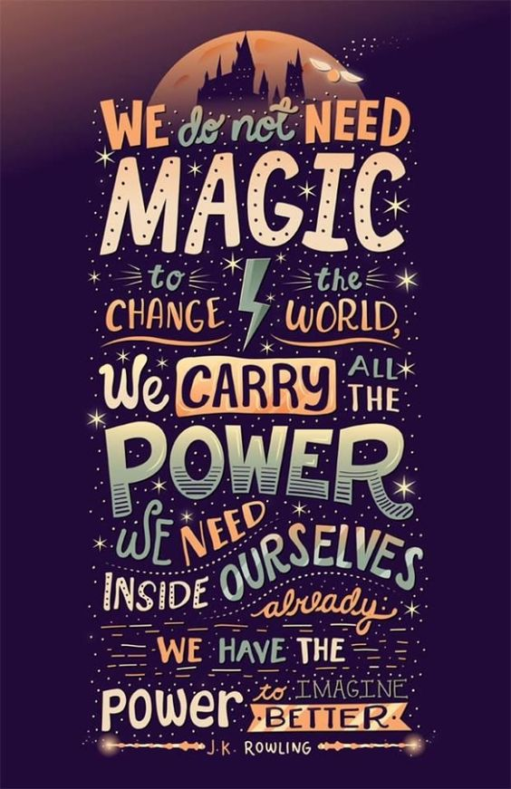 Harry Potter Quote! by tricia                                                                                                                                                      More: