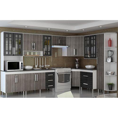 Todas Ofertas Online - Cozinha Lia 10 Peças - Branca/Acácia/Grafite -Indekes.Um conjunto com armários que irá deixar sua cozinha mais elegante. Por R$ 1.799,93 em 12x de R$ 149,99 sem juros. Oferta em 30/08/2013