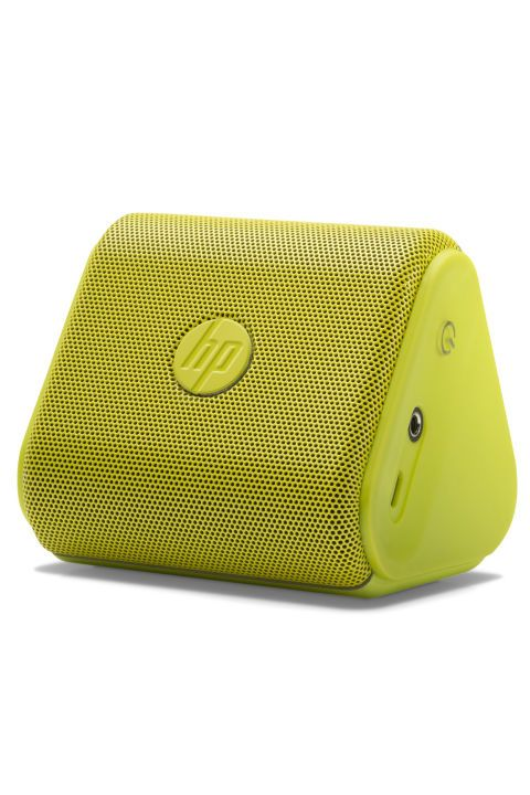 Gifts for Tweens- This wireless mini speaker lets the kids take their music anywhere (preferably out of earshot). Speakers, $41; shopping.hp.com. Get more cheap gifts, tween gifts, and affordable gift ideas at redbookmag.com.