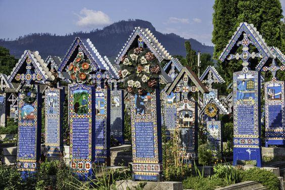PHOTOS. Toussaint: les plus beaux cimetières du monde