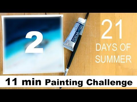 Day 2 Watercolor Painting Challenge Tag Maria21daysofsummer