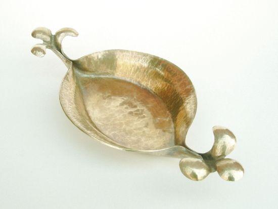 Beautiful hammered bowl