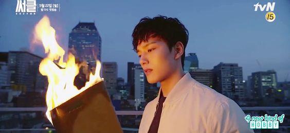 Yeo Jin Goo in the Time Travel Fantasy Circle New Korean Drama 2017: