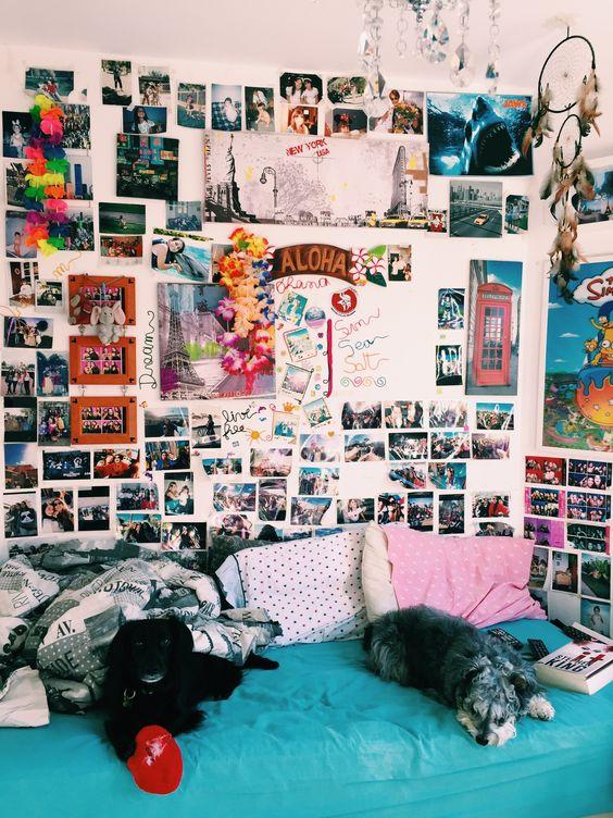 #teen #room #roomdesign #surf #hawaii #shark #blue