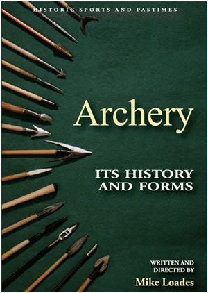 Archery DVD anyone who loves archery should own this video- yep but after 20 years I still haven't seen it.