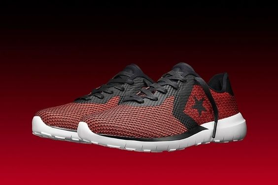 Converse modernizes their 70s-era running shoe with a dose of Nike tech, giving it a knit upper, Hyperfuse construction, and whole load…