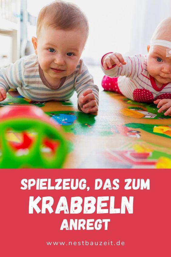 Spielzeug Das Zum Krabbeln Anregt In 2020 Baby Fordern Spielzeug Baby 6 Monate Spielzeug Ab 6 Monate