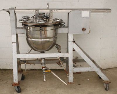 Ad Ebay Url Lee Industries Metal Products 10 Gallon Stainless Pressure Kettle On Stand Metal Products Stainless Steel Drum Lee Industries