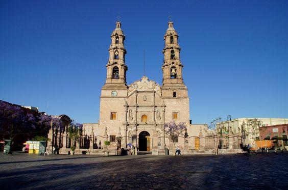 Catedral Basílica de Nuestra Señora de la Asunción de las Aguas Calientes, Aguascalientes México