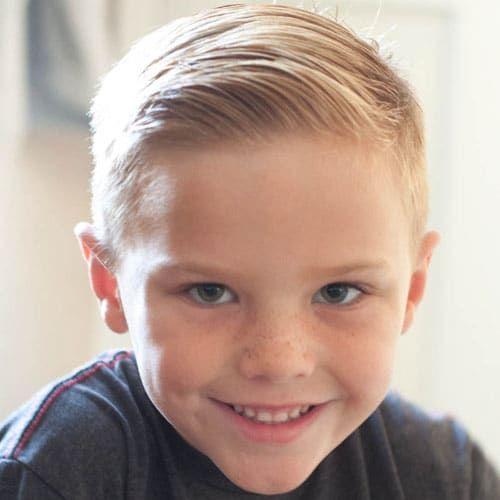 35 Best Short Sides Long Top Haircuts 2020 Styles Boys Haircuts Kids Hair Gel Toddler Haircuts