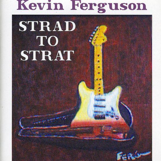 Kevin Ferguson - Strad To Strat, Grey
