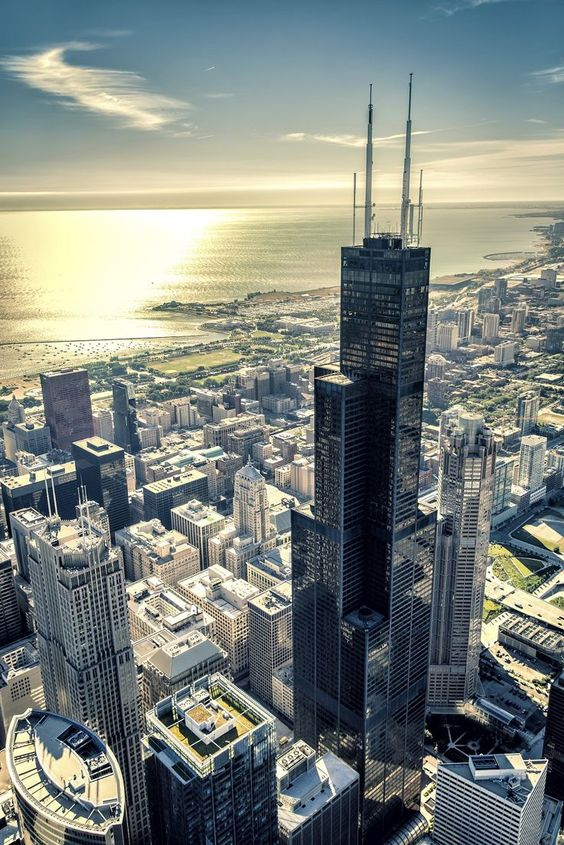 Top 10 Highest Observation Decks In The World The Tower Info