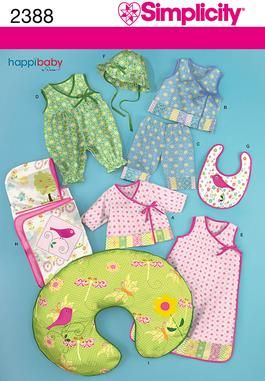 Baby Layette: