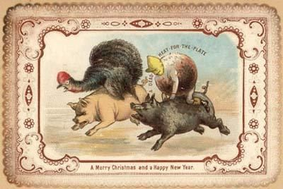 'A Merry Christmas and a Happy New Year':
