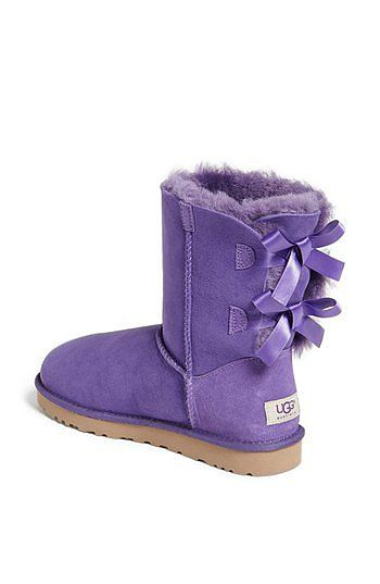 2016 blue and purple uggs