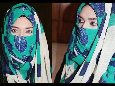 Everyday Simple Hijab With Niqab Summer Hijab Tutorial Youtube Hijab Fashion Summer Hijab Tutorial Hijab Fashion