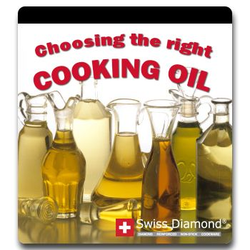 How to choose the right cooking oil based on heat setting, flavor, etc. Did you know that using the wrong oil can make your nonstick cookware stop working?