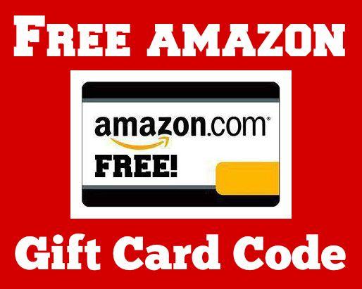 Free Gift Card Code Generator Amazon Gift Card Free Amazon Gift Cards Gift Card Generator
