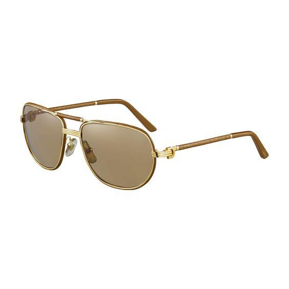 Must De Cartier Sunglasses