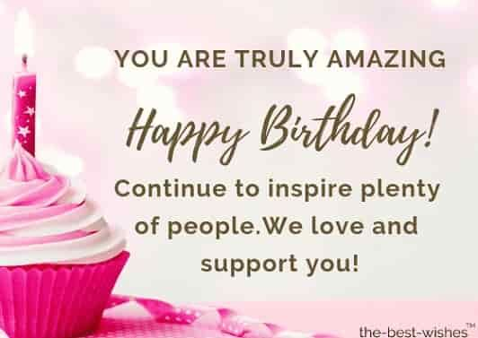 The Best Happy Birthday Wishes Messages And Quotes Happy Birthday Wishes Cards Happy Birthday Wishes Messages Happy Birthday Wishes