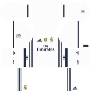 Dream League Soccer Real Madrid Kits 2016 2017 Url 512x512 Real Madrid Kit Real Madrid Kit 2017 Real Madrid