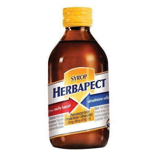 Herbapect Junior X 100ml Affecting The Throat And Support Natural Cleansing The Respiratory Tract Natural Cleanse Asthma Treatment Chronic Dry Cough
