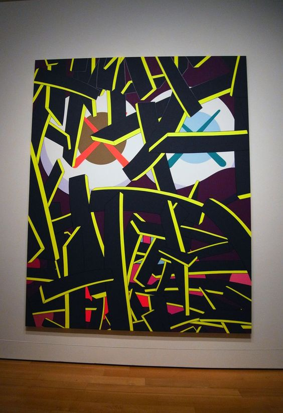 """KAWS – """"Down Time"""" @ High Museum of Art"""