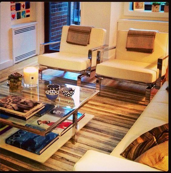 Gigi Hadid\'s New York City apartment designed by her mom, Yolanda ...