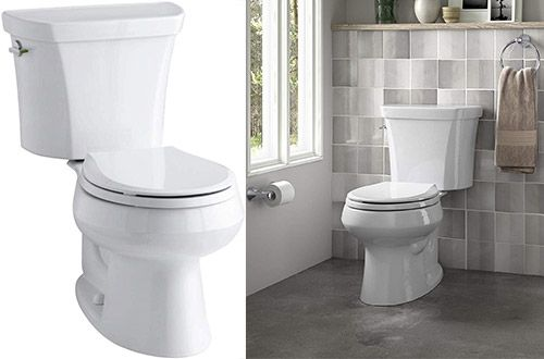 Pin On Top 10 Best Bathroom Dual Flush Toilets For Sale