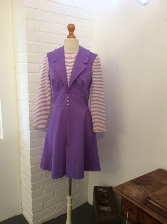 Super Cute  Mod Dress Come and visit my Etsy shop