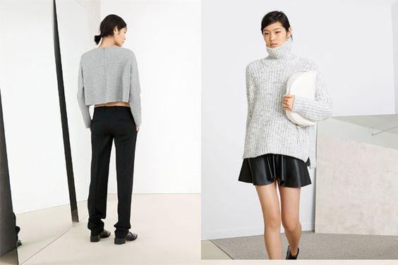 Colecciones AW13: Zara Lookbook Noviembre