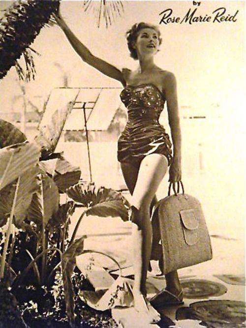 Rose Marie Reid swimwear, c.1950s