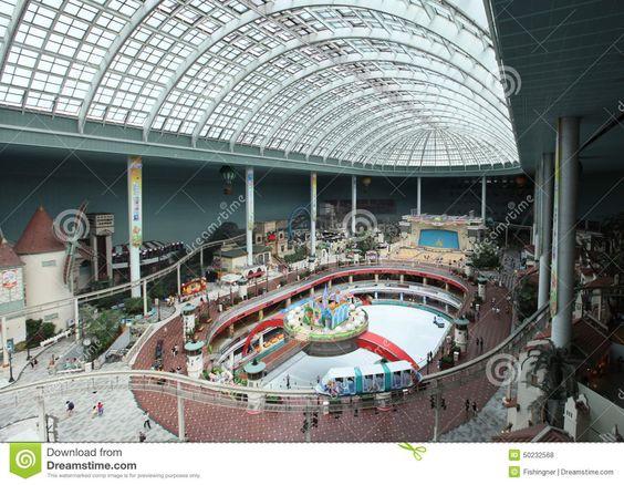 Seoul Lotte World,Indoor theme park
