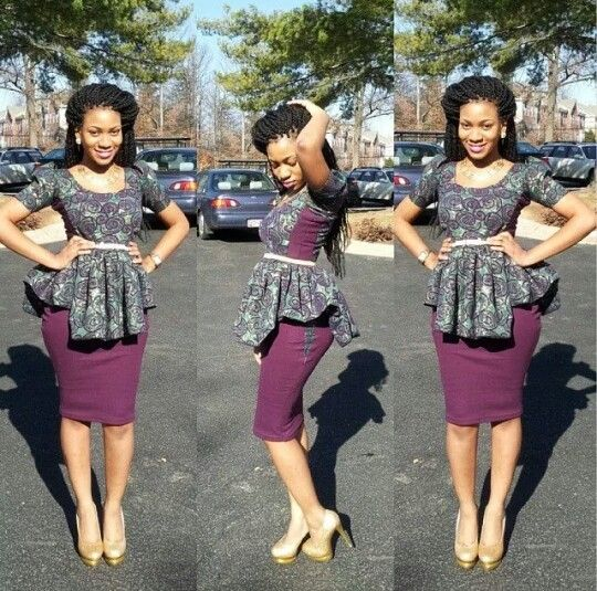 African dress: