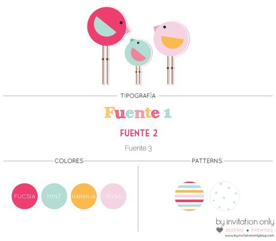 By Invitation Only | Cumpleaños a todo color! | http://byinvitationonlyblog.com