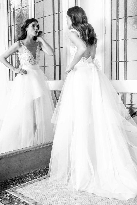10 tendances pour les robes mariées 2016