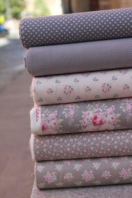 "Tilda fabrics in ""TELA MARINERA"", patchwork ..."