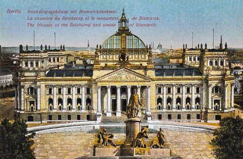 Reichstag Im Deutschen Reich 1871 1918 Kaiserreich Deutsche Schutzgebiete De Kaiserreich Reichstagsgebaude Kaiser