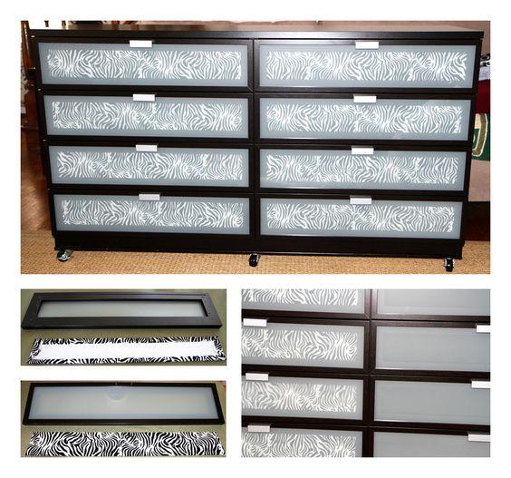 Ikea Vitrine Murale En Verre ~ dresser dresser hack and more poster boards side a dressers ikea