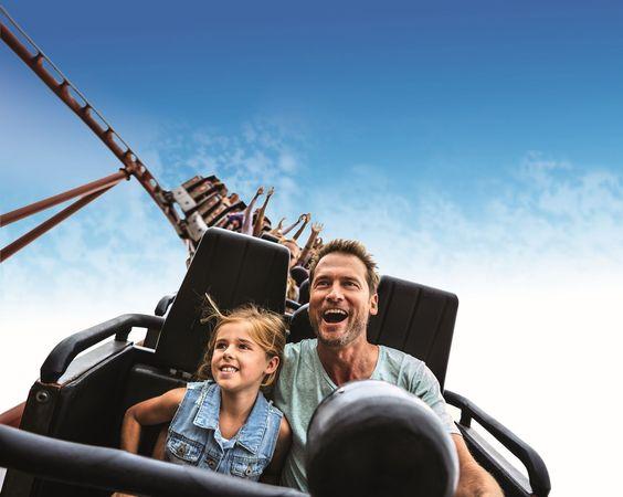 Riesenspaß für Groß und Klein: 2 oder 3 Nächte im Freizeitpark Slagharen in den Niederlanden + Bungalow, Zugang zum Freizeitpark & Pool ab 79 € - Urlaubsheld | Dein Urlaubsportal