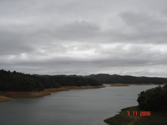 Represa Capivari, Curitiba,  PR